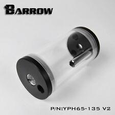 Barrow 135mm Reservoir Tank Water Cooling G1/4 Thread 65mm x 135mm