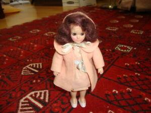 Early pre-Sandra Sue Doll, dressed by Ida Wood