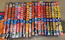 Vintage 1990s Lot 19 Basara Japanese Comic Book Shojo Manga Yumi Tamura NOVEL