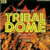 Tribaldome (1993) Jaydee, Tomba Vira, St. Germain, Perry/Rhodan, Genera.. [2 CD]