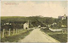View From Buena Vista in Blue Ridge Mountains PA Postcard 1912