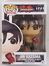 Funko Pop Games Tekken Jin Kazama #173 NMIB Free Protector