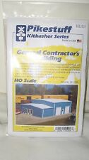 Pikestuff HO Scale General Contractors Building Kitbasher Series Kit #541-5006
