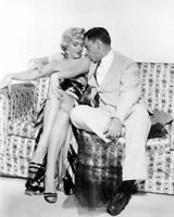 Marilyn Monroe Tom Ewell The Seven Year Itch 8x10 Photo (MM-197)