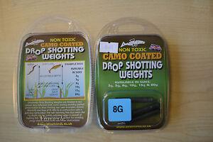 DINSMORES Drop Shotting Weights 3.5g/5g/8g/10g