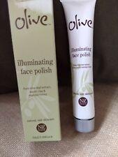 Simuolive New Zealand Olive Illuminating Face Polish 1.69 oz New in Box Natural