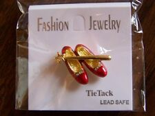 Ruby Slippers and Wand Brooch   (BBCH1)