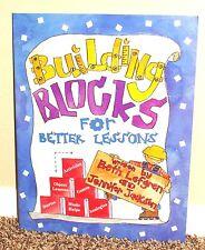 Building Blocks for Better Lessons Stories, Games & Activities Mormon F.H.E. PB