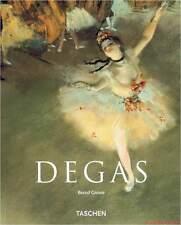 Fachbuch Edgar Degas 1834-1917, Themen und Techniken des Künstlers, günstig, NEU