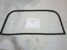 Ford Escort Mk2 Windscreen, Front Screen Rubber Seal NEW Mexico 1600 Sport Ghia
