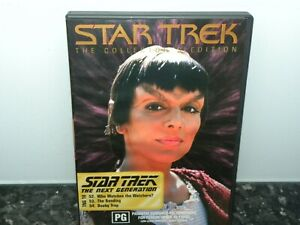 Star Trek - The Next Generation Collector's Edition - DVD - TGN 18 - 52 /53/54