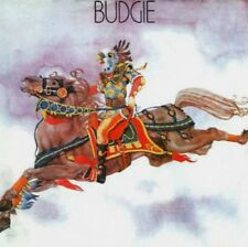 Budgie – Budgie CD [NEW +Booklet]