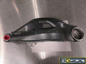 EB393 2011 11 MV AGUSTA BRUTALE B4 1090 REAR SWING ARM