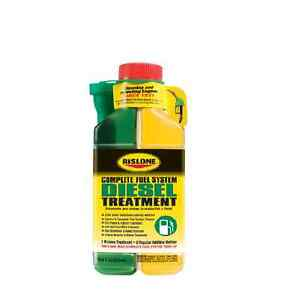 Rislone Diesel Fuel System Cleaning Treatment- 500ml (Includes 2 treatments)