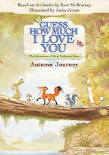 Autumn Journey: Guess How Much I Love You DVD, free shipping