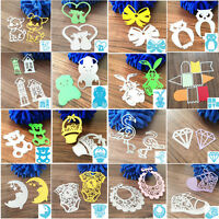 Metal Cutting Dies Stencil DIY Scrapbooking Embossing Album Paper Card Craft YMV