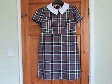 Mod/GoGo Cotton Blend Vintage Dresses for Women