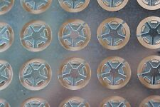 OF 4 exemplaires jante interieur chevrolet corvette Le mans 1960  Heco  voiture