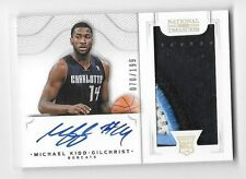 2012-13 Michael Kidd-Gilchrist National Treasures AUTO PATCH RC #D 70/199 (D31)