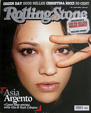 RS 18 2005 Asia Argento Green Day Brian Jones Kills 50 Cent Chico Buarque Moby