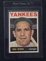 1964 Topps Yogi Berra card  #21