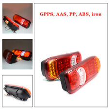 Truck Boat Rear LED Trailer Lights Stop Reverse Indicator Fog Lamps  Universal