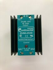 Continental RVMA/6V40 Solid State Relay
