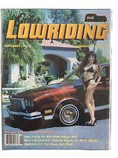 Orlie's Lowriding Magazine September 1994