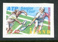 Aland Island Stamp Scott #147 Tennis Tournament 1998 MNH
