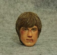 """1/6 Scale Man CIAN The Way of the Dragon Chuck Norris Scars Head Fit 12"""" Figure"""