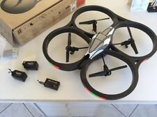 Parrot Ar Drone Ar.Drone +2 Batterie Extra 2600 mah