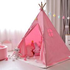 Tipi Spielzelt Kinderzelt Indianerzelt für Kinderzimmer Babyzelt Spielhaus Zelt