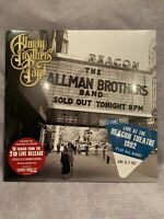 The Allman Brothers, Selections From Play All Night: Live at Beacon 1992 , 2 LPs