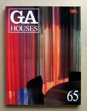 GA Houses #65, Lina Bo & Bardi, William P. Bruder, Stanley saitowitz, etc.