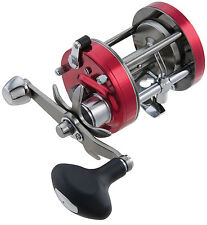 Multiplier & Baitcasting Fishing Reels with Power Assist