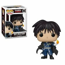 Funko - Pop Animation: Full Metal Alchemist S1- Colonel Mustang Brand New In Box
