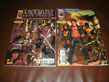 X-MEN SELECT - LOT DE 2 TOMES N°2 ET 3 - MARVEL PANINI COMICS 2012