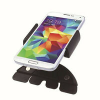 Car CD Player Slot Magnetic Mount Dock Holder Stand For Cell Phone GPS MP3 Top Z