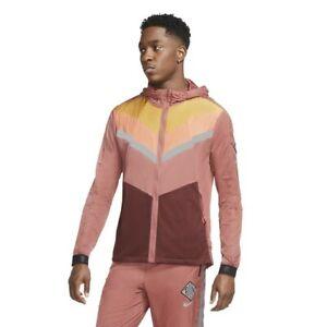 Nike Windrunner Wildrun Hooded Running Jacket CU5738 652 Mens Medium M NWT$120