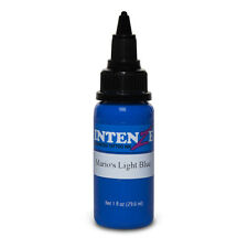 Mario's Light Blue - Intenze Tattoo Ink - Pick Your Size