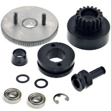 Traxxas 1/10 Nitro Stampede Pro .15 CLUTCH BELL, FLYWHEEL, SHOES, BEARINGS & NUT