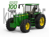 A3 John Deere 4240S @ 100 Years Concept Tractor Brochure Poster Leaflet