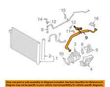 bmw oem 08-10 535i air conditioner-suction hose 64509181832 (fits: bmw 535i)