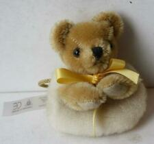 Merrythought Teddy Bear Mohair Head-Arms Finger Warmer Muff Made in England-Cute