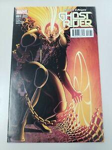 Robbie Reyes Ghost Rider #1 Moore Variant 1:25