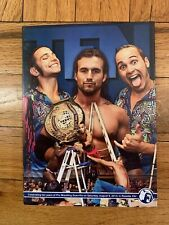 PWG TEN 2013 DVD AEW NJPW WWE Adam Cole Young Bucks Kevin Steen lot Wrestling