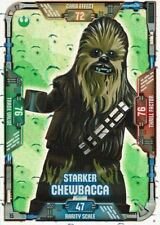 Lego Star Wars™ Series 1 Trading Cards Card 15 - Strong Chewbacca