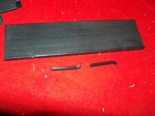 1 Rummikub Black Plastic Tile Holder  Racks Trays with 2 Legs Replacement