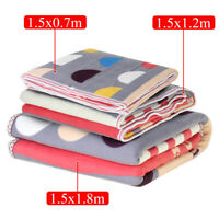 Flannel Electric Heated Blanket Warm Winter Cover Heater + Controller  H