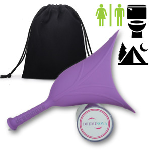 FEMALE PORTABLE WEE URINAL POTTY PEE URINATION DEVICE FOR WOMEN OUTDOOR TRAVEL